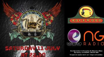 Νomos Band – Rockwood Live Stage