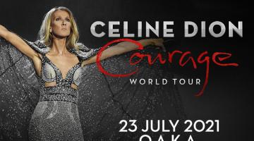 H Celine Dion ανανεώνει το ραντεβού της με το ελληνικό κοινό στις 23 Ιουλίου 2021
