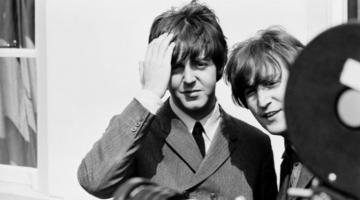 The first Beatles song Paul McCartney wrote that earned John Lennon's respect