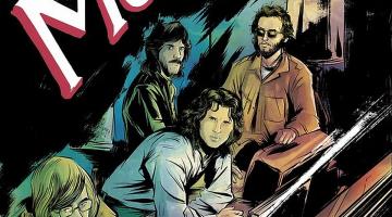 Ένα κόμικ για τα 50 χρόνια του «Morrison Hotel» των Doors