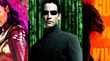 """Το 2022 το """"Matrix 4"""", τον Οκτώβρη η """"Wonder Woman 1984"""""""
