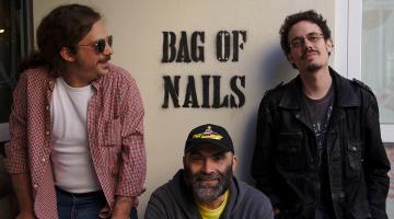 """Οι Bag of Nails κυκλοφορούν το βινύλιο """"The Wolf Inside Me"""" και στην Ελλάδα!"""