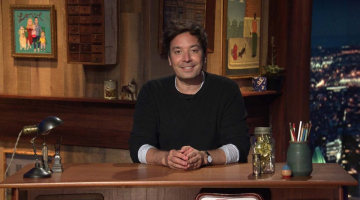 Jimmy Fallon becomes first late night host to return to studio with Monday's 'Tonight Show'