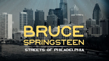 """Streets of Philadelphia"" : Κυκλοφόρησε το live άλμπουμ του 1999"