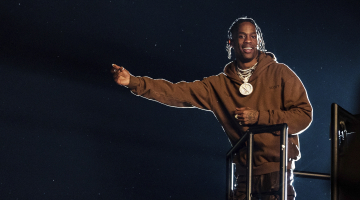Travis Scott Drops New Song 'The Plan' From 'Tenet' Soundtrack