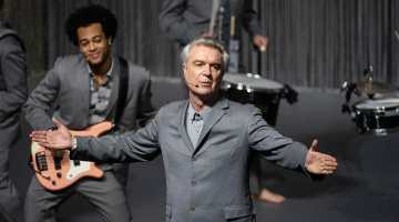 Watch the New Trailer for David Byrne's American Utopia, Directed by Spike Lee