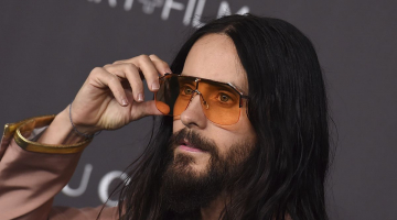 Jared Leto accidentally reveals the name of the new 'Tron' sequel
