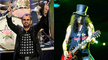 Ringo Starr, Slash Gear Up for Morrison Hotel Gallery Virtual Festival
