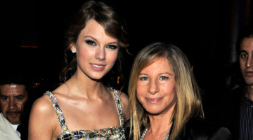 Taylor Swift & Barbra Streisand are the only women to achieve this Billboard 200 Chart Feat