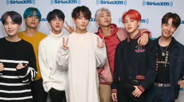 BTS Reveals the Explosive Title of Their Upcoming English Single