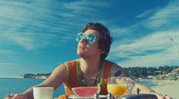 Harry Styles' 'Watermelon Sugar' Surges to Top of Billboard Hot 100