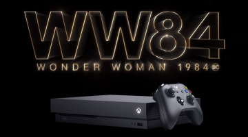 Wonder Woman 1984-Themed Xbox One X Consoles Revealed