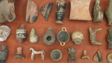 Για τις πωλήσεις αρχαιοτήτων