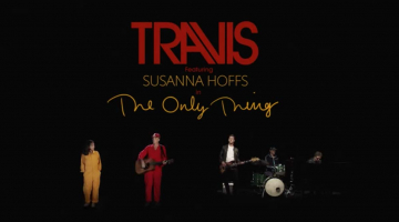 """TRAVIS & SUSANNA HOFFS (των Bangles) μαζί!""""    THE ONLY THING"""