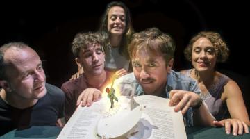 ΘΕΑΤΡΟ | «Ο Μικρός Πρίγκιπας» σε σκηνοθεσία του Δημήτρη  Αδάμη στο Θέατρο Μικρό Χορν