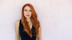 Νέο τραγούδι   Λίνα Ροδοπούλου «Κόκκινη βροχή»
