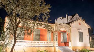 Τελετή αποκαταστάσεως Οικίας Παύλου Μελά από το Υπουργείο Εθνικής Άμυνας