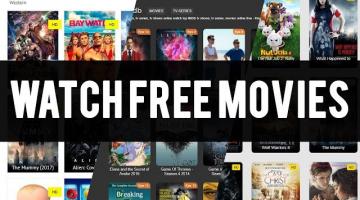 Ιστοσελίδες για να δεις  δωρεάν και νόμιμα ταινίες!