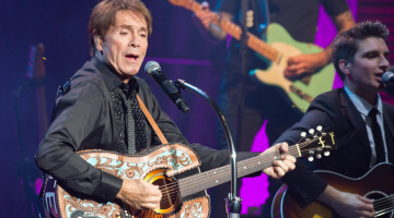 Cliff Richard Makes Chart History In U.K.