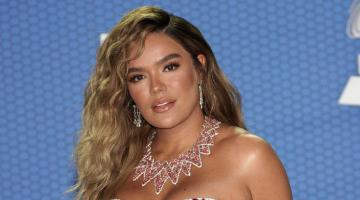Karol G re-creates 'Tusa' Video for show-stopping 2020 latin Grammys Performance