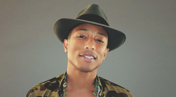 Pharrell Launches New Podcast, Podcast Network 'OTHERtone'