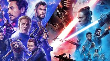 Disney: 10 σειρές Star Wars, 10 Marvel και νέες ταινίες