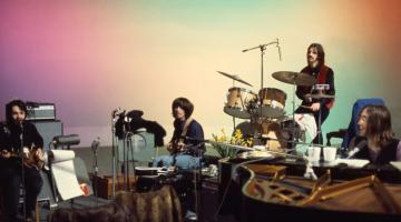 Peter Jackson Drops Sneak Peek of Beatles Doc 'Get Back'