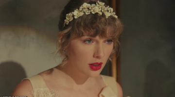 Taylor Swift drops album music video for 'Willow'