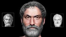 Κάπως έτσι θα ήταν τα πρόσωπα του Ομήρου και του Μ. Αλεξάνδρου