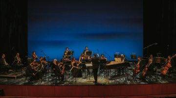 ΚΠΙΣΝ: Οι Μουσικοί της Καμεράτα – Ορχήστρα των Φίλων της Μουσικής σε live streaming