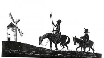 Ο «Δον Κιχότε» του Μιγκέλ ντε Θερβάντες στις «Παραβάσεις» του ΚΠΙΣΝ