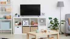 Πως να διακοσμήσετε τον χώρο γύρω από την τηλεόραση