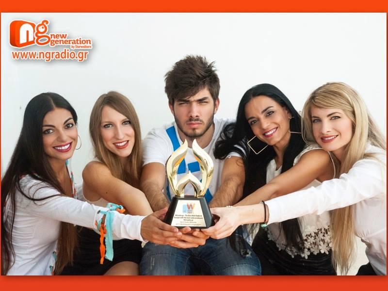 O NGradio.gr μεγάλος νικητής των WEBAWARDS 2020 | Για 6η συνεχόμενη χρονιά!