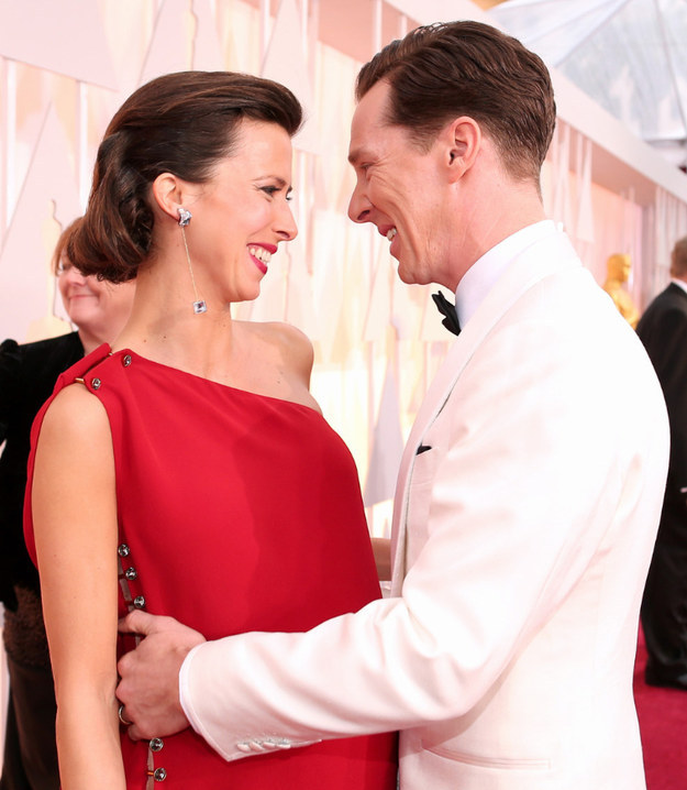Benedict-Cumberbatch-Sophie-Hunter