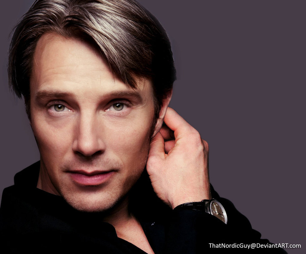 benedict_cumberbatch___mads_mikkelsen_by_thatnordicguy-d8fd785