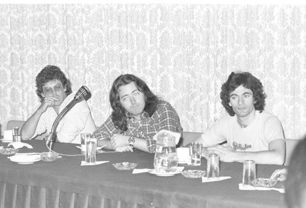 RORY GERRY BRENDAN ΦΙΛΑΔΕΛΦΕΙΑ 1981