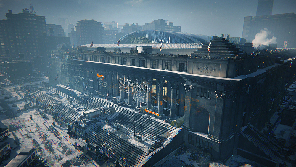 Tom Clancy's The Division Gameloading 1