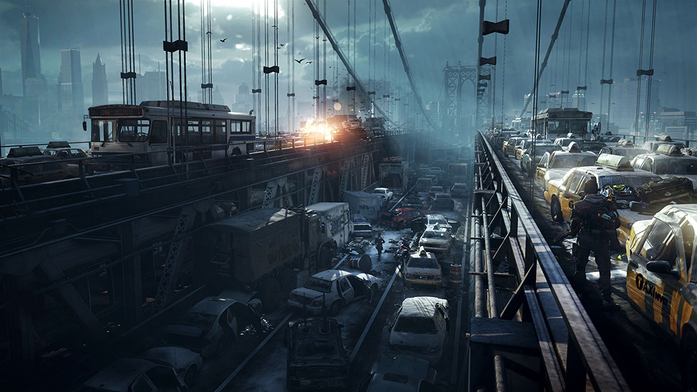 Tom Clancy's The Division Gameloading 2