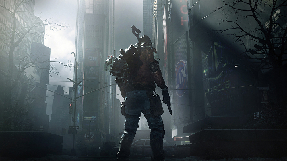 Tom Clancy's The Division Gameloading 4