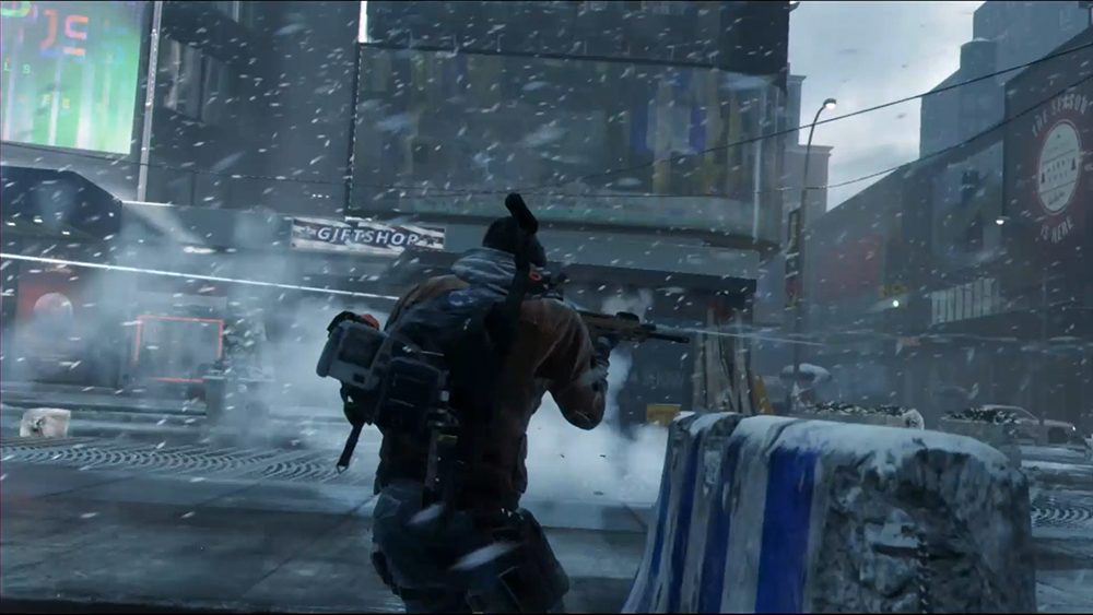 Tom Clancy's The Division Gameloading 5