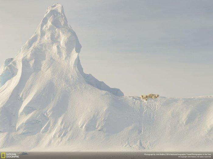 Honourable Mention, Nature, Qikiqtarjuaq, Nunavut, Canada - Photo by John Rollins
