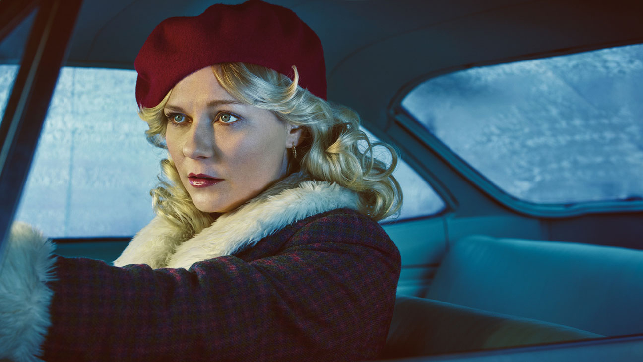 FARGO -- Pictured: Kirsten Dunst as Peggy. CR: Mathias Clamer/FX