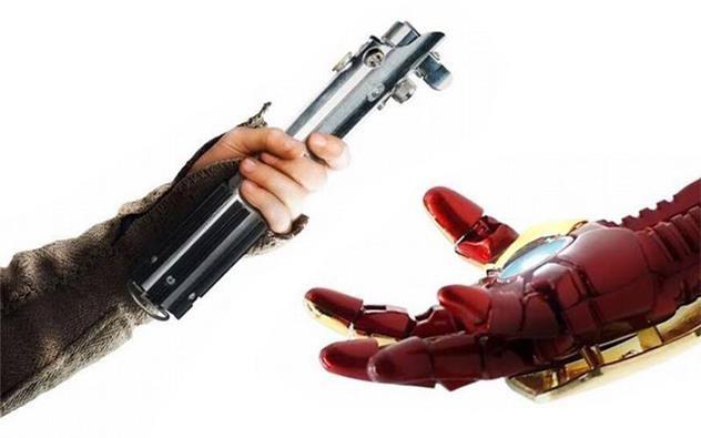 Η Lucasfilm συγχαίρει την Marvel για το νέο box office ρεκόρ των «Avengers»