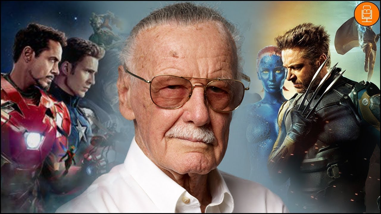 Stan Lee Reacts To The X-Men And Fantastic Four Coming Home - NGradio.gr -  NGradio.gr