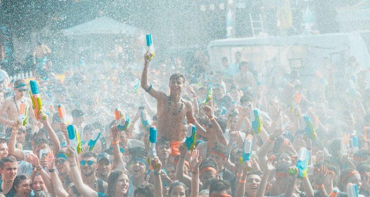 Το πιο fun φεστιβάλτ του καλοκαιριού, το Waterboom Festival επιστρέφει στο Ο.Α.Κ.Α. το  Σάββατο 22 Ιουνίου