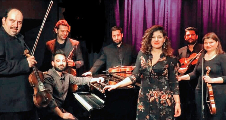 """Orient Express"" | Κυριάκος Γκουβέντας & Ομάδα βιολιστών «Της στέγης του κόσμου» @ Ιανός"