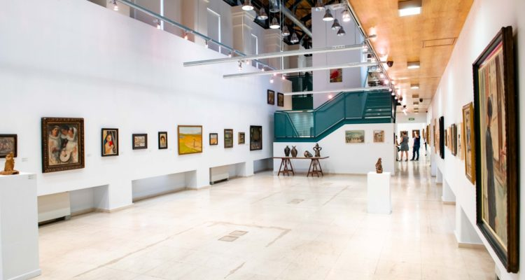 Eως τις 20 Αυγούστου 2020 η έκθεση «Εξαιρέσεις: Όψεις του εξπρεσιονισμού στην Ελλάδα» στην Πινακοθήκη δήμου Αθηναίων