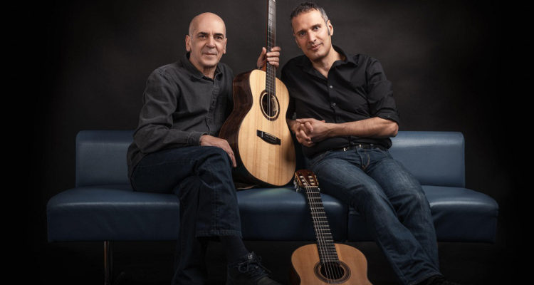 Μία εβδομάδα έμεινε | Ορφέας Περίδης – Μανόλης Ανδρουλιδάκης στο Βεάκειο | Με δύο κιθάρες | Δευτέρα 21 Σεπτεμβρίου
