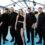 Η Στεφανία Λυμπερακάκη στην τελετή έναρξης της Eurovision