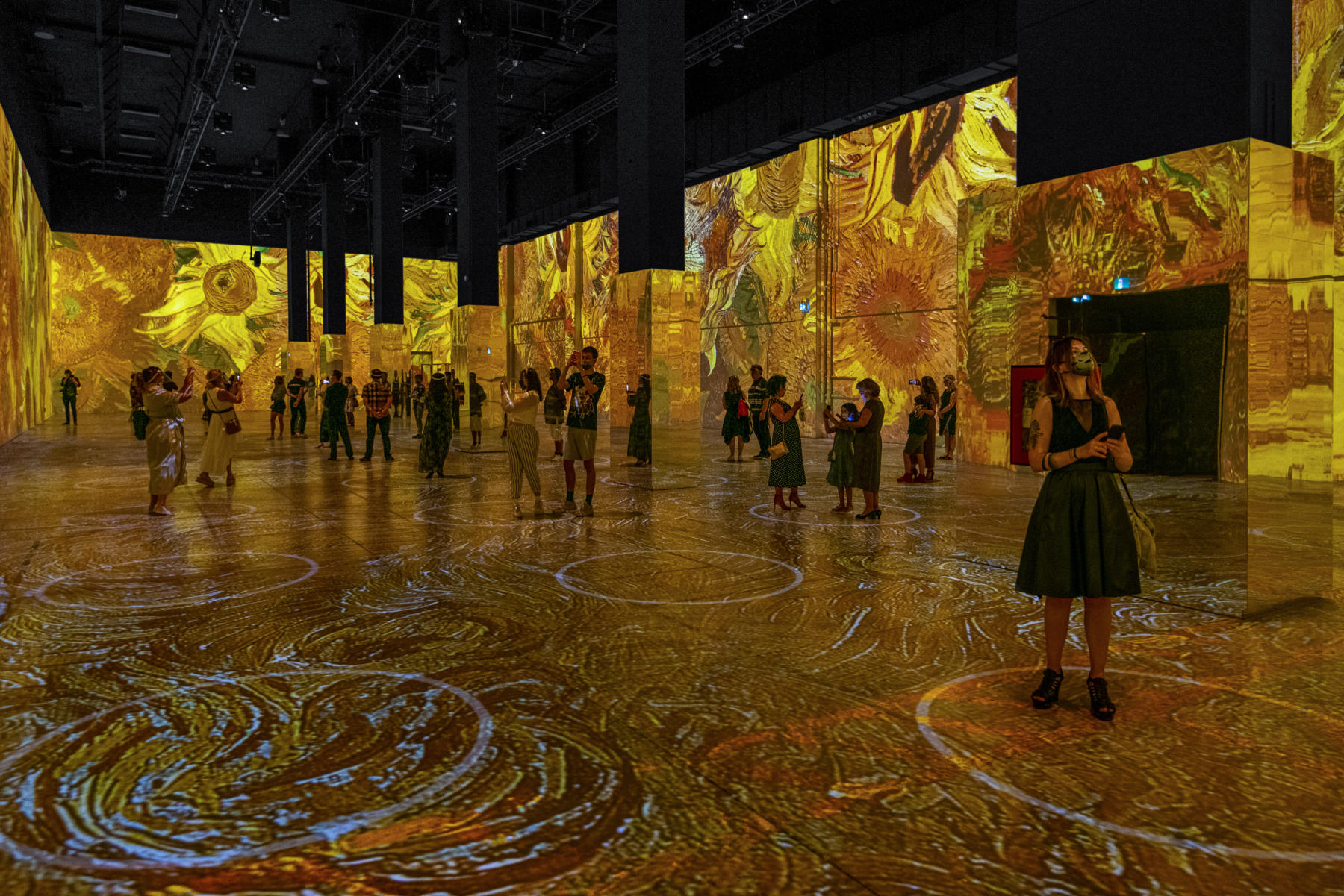 The Immersive Van Gogh exhibit is heading to San Antonio